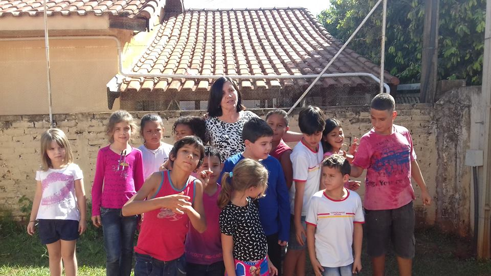 CRAS reúne crianças e adolescentes em celebração ao Dia Nacional de Luta das Pessoas Deficientes