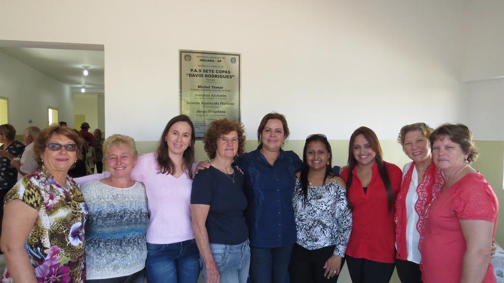 Prefeitura e Câmara dos Vereadores reinauguram PAS